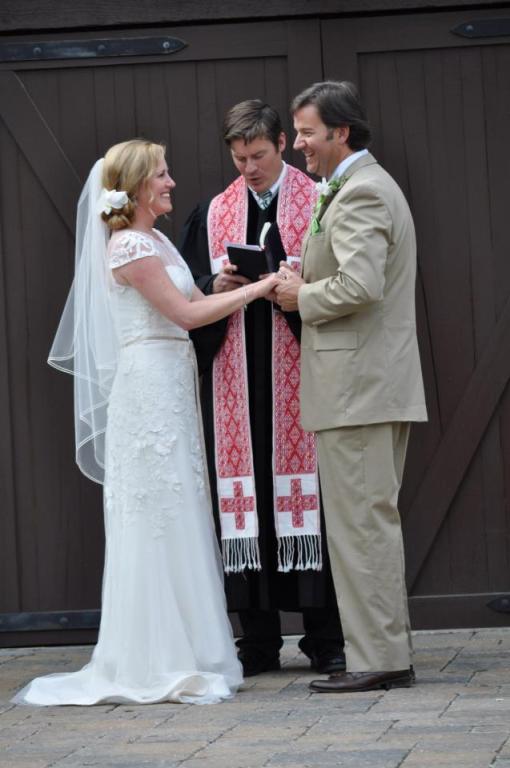 Shannon Clay wedding