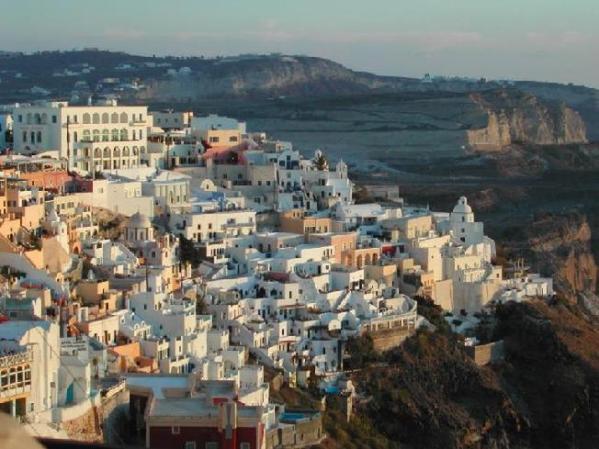 Santorini Greece ToscanaAmericana