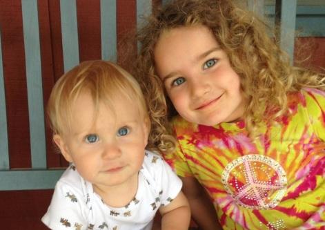 Betty's grandchildren...