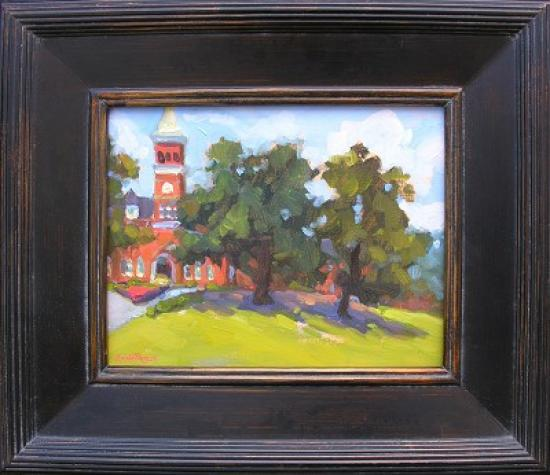 """Tillman Hall"" by Jennifer Smith Rogers - {image}"
