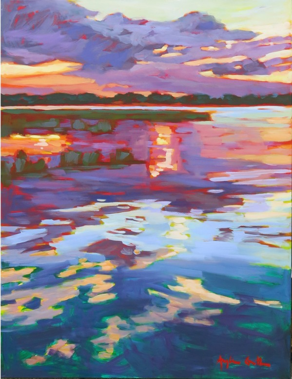 Surrounded by Water by Betty Anglin Smith