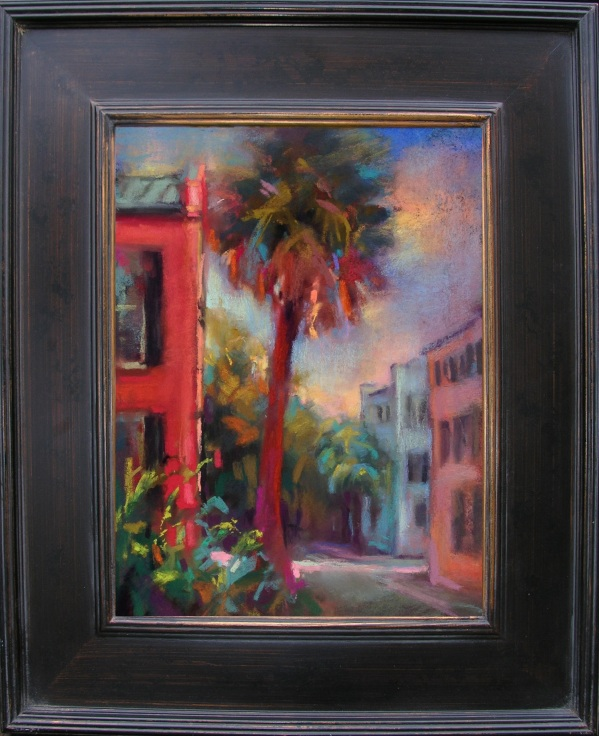 Morning on Chalmers by Susan Mayfield 11x14  Starting bid $550