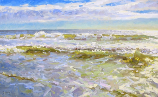 Barrier Islands by Shannon Smith Hughes: May 2 - 16