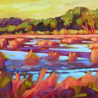 Lowcountry Light: New Works by Betty Anglin Smith, April 3 - 17